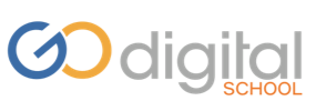Go Digital School Logo